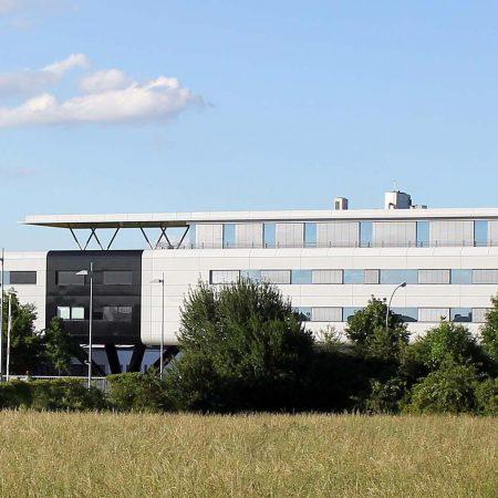 Konferenz- und Verwaltungsgebäude Heidelberg - Energieberatung Gossner