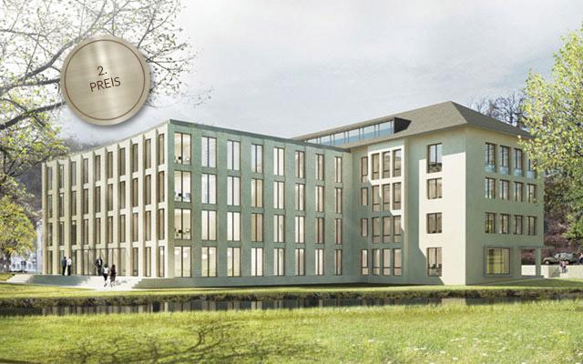 Architekturwettbewerb Rathaus Tuebingen - Energieberatung Gossner