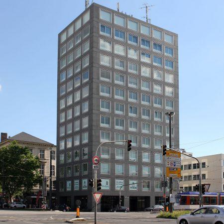 Officetower Darmstadt - Energieberatung Gossner