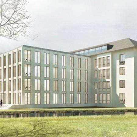 Wettbewerb Rathhaus Tuebingen - Energieberatung Gossner